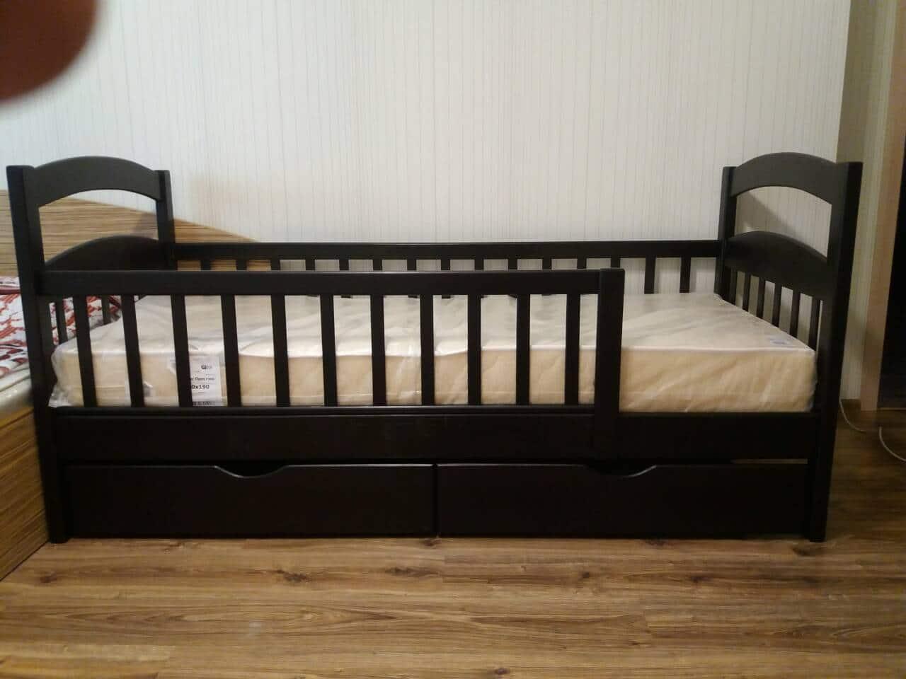 Односпальная кровать детская «Карина Люкс усиленная»