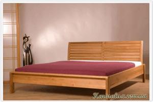 Двуспальная кровать «Ахил»