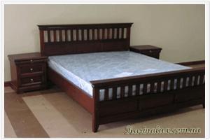 Двуспальная кровать «Авалон»