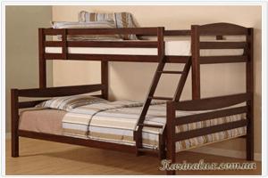 «Аврора» – кровать детская двухъярусная
