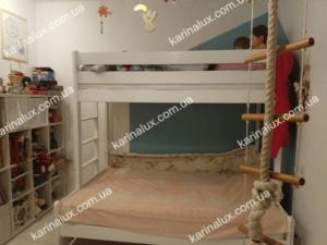 Кровать двухъярусная «Бенжамин»