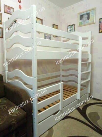«Софія» – ліжко дитяче двоярусне