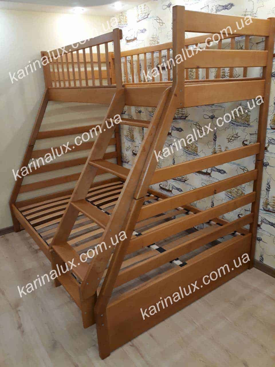 Кровать двухъярусная «Юлия» - karinalux.com.ua - karinalux.com.ua
