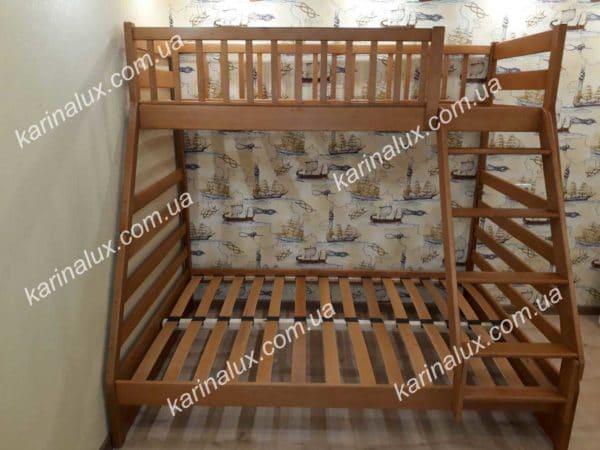 «Юлия» – кровать детская двухъярусная