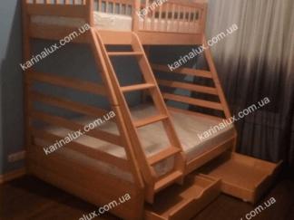 «Юлия» — кровать детская двухъярусная