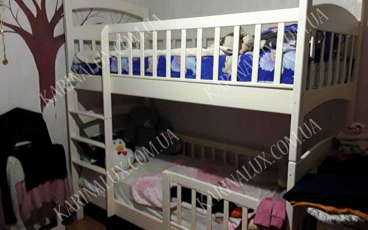 Кровать двухъярусная КаринаЛюкс - karinalux.com.ua