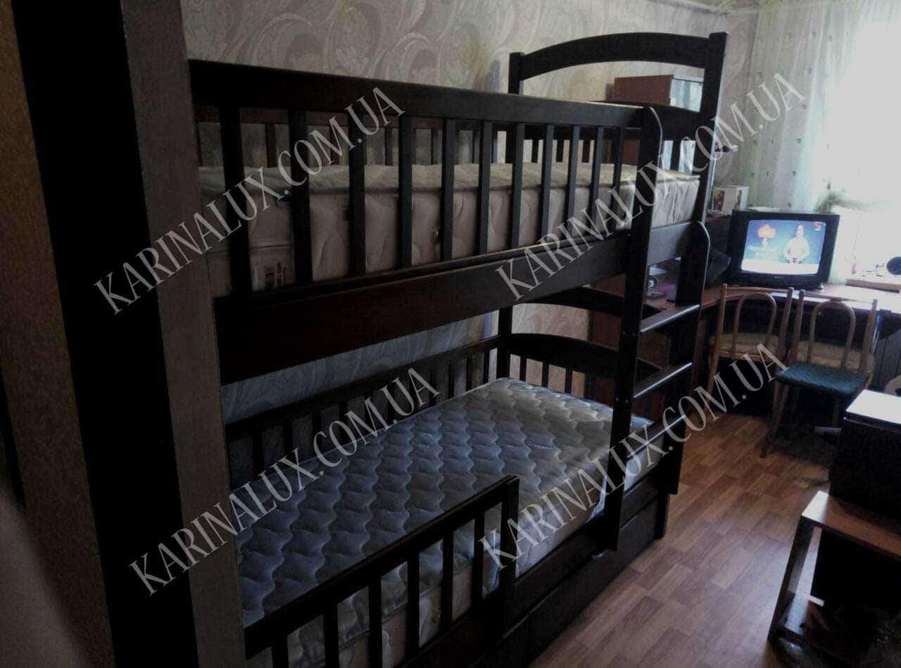 Карина люкс - кровать двухъярусная - karinalux.com.ua