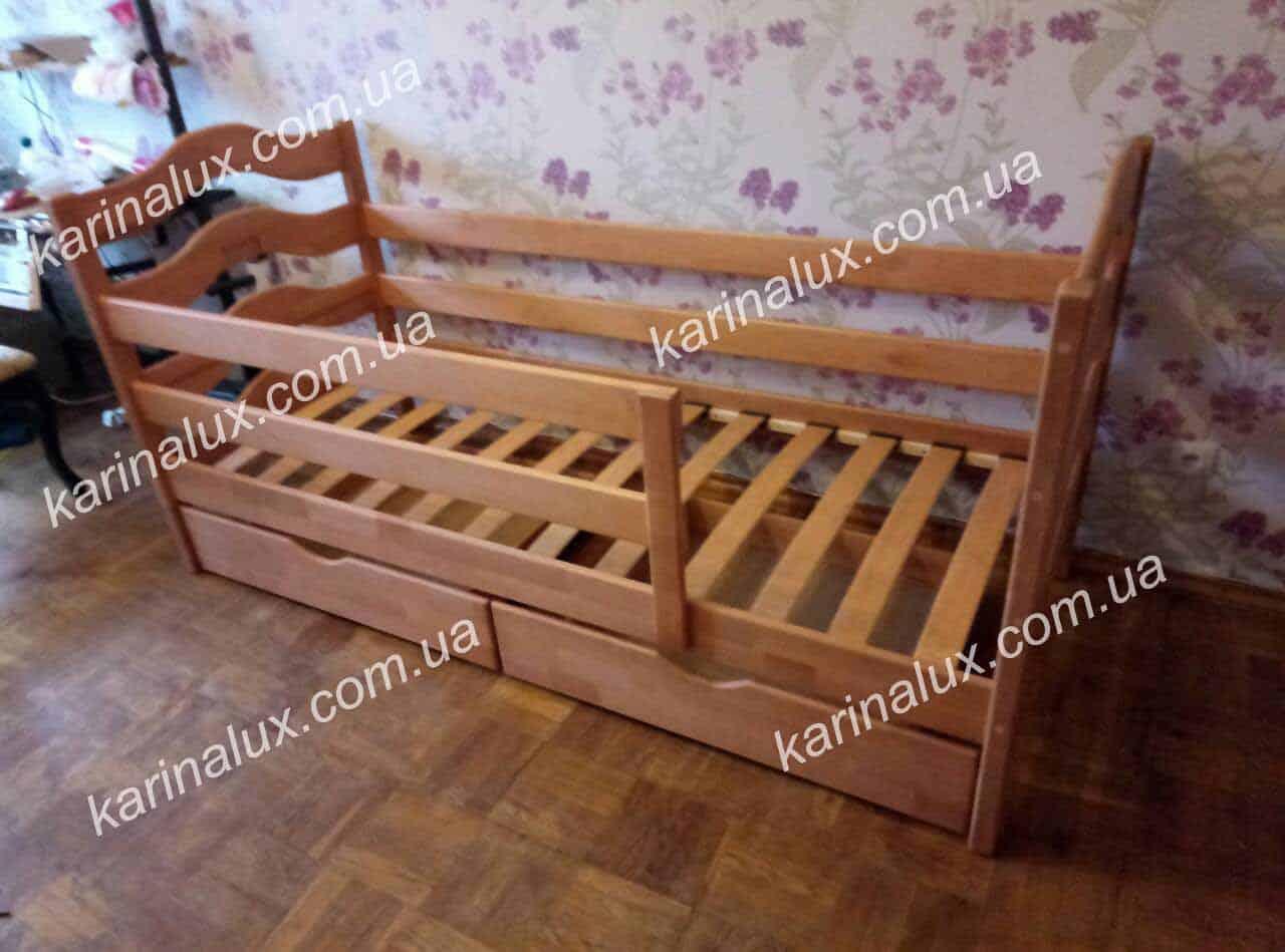 Односпальная кровать «София» - karinalux.com.ua