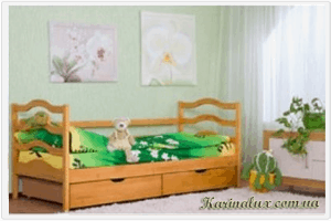 Фото - кровать детская односпальная София