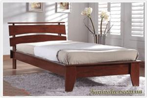 Фото - кровать односпальная Шарлотта