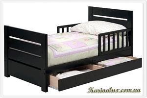 Фото - односпальная кровать Софи