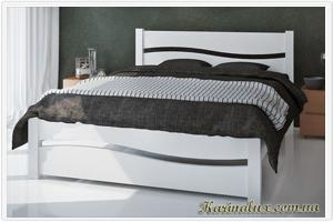 Двоспальне ліжко «Хвиля»