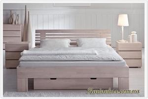 Фото - кровать двуспальная Вайт