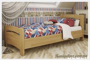 «Венеція» – ліжко дитяче односпальне