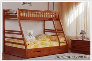 Фото - двухъярусная кровать Юлия