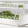 Фото - кровать детская двухъярусная Жаклин