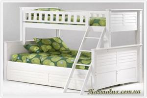 «Жаклін» – ліжко дитяче двоярусне
