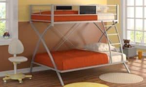 Двухъярусная кровать и предрассудки - karinalux.com.ua