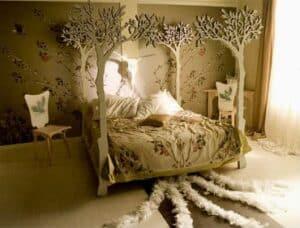 Кровать-дерево