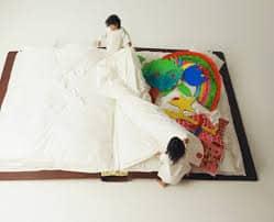 Кровать-книга