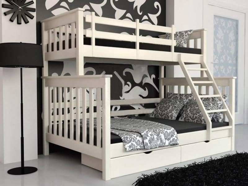 Двухъярусная кровать Олимп Олигарх - karinalux.com.ua