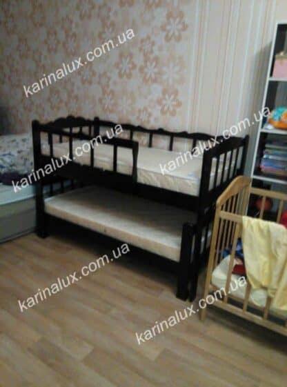 Дворівневе ліжко «Трембіта»