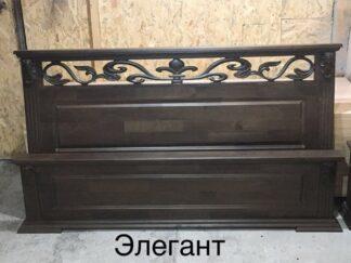 Двуспальная кровать «Элегант»