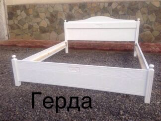 """Двоспальне ліжко """"Герда"""""""