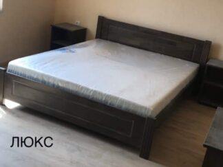 Двуспальная кровать «Люкс»