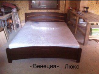"""Двоспальне ліжко """"Венеція Люкс"""""""