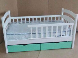 Кровать односпальная детская — Карина премиум
