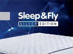 Матрасы SLeep & Fly Silver Edition