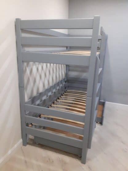 «Дует» – ліжко дитяче двоярусне