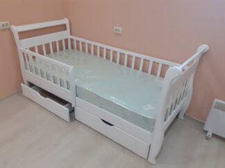 Детская односпальная кровать Лия - производитель karinalux.com.ua