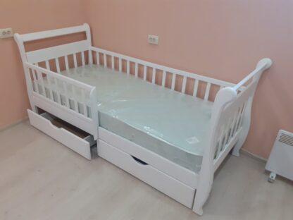 Детская односпальная кровать Лия